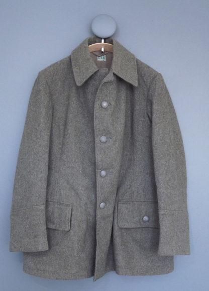 Vintage Swedish Army Jacket
