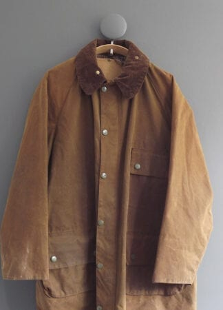 Vintage Barbour Solway Zipper jacket