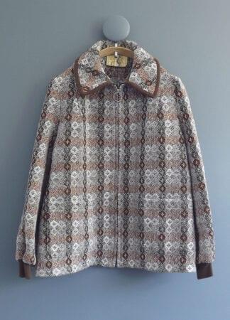 Vintage Welsh wool jacket
